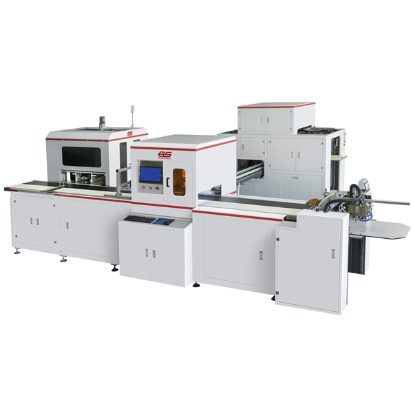 RSK-450X Automatic Rigid Box Making Machine1